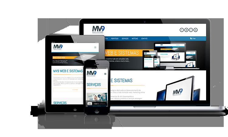 MV9 Web e Sistemas