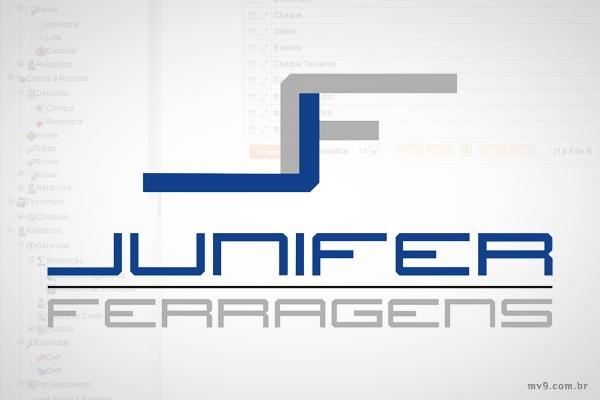 Desenvolvimento e Implantação de Sistema Administrativo e Financeiro para Junifer