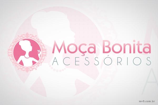 Criação de logotipo para Moça Bonita - Acessórios