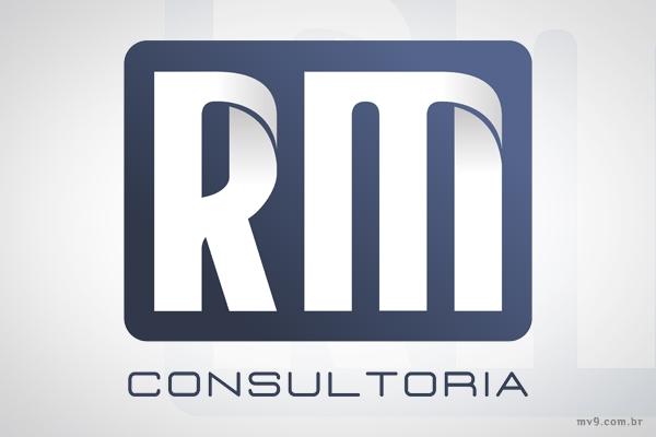 Criação de logotipo para RM Consultoria